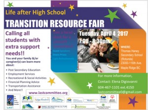 2017-LAST-Transition-Resource-Fair-Poster
