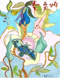 Marjan-Ishani-Butterfly-in-Melody